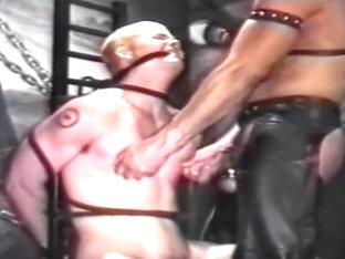 Leather Threesome Raw