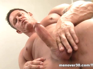 MenOver30 Video: Jock-Strapped Daddy