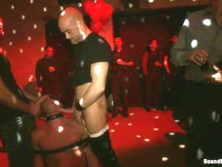 Bound in Public. Live Shoot Bound In Public Launch Party