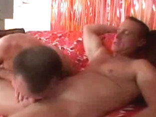 Two stud couples drill their hard globes