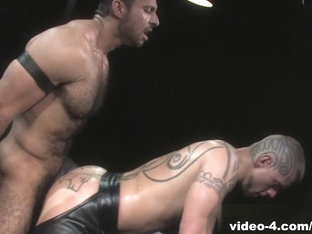 Adam Champ & Logan McCree in Dominus, Scene #01