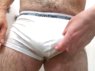 Underwear Fetish - Wet Boxer Shower