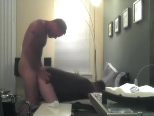 straight hunk breeds his buddies ass