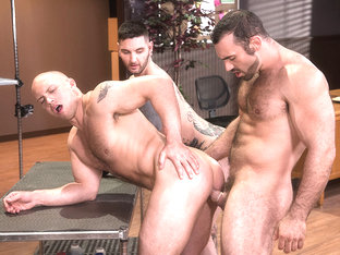 Sexual His ASSment  - Raging Stallion