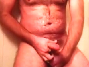 Piss, Cum, then More Piss Naked