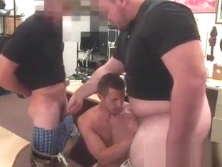 Straight cock free movie gay first time Guy finishes up with ass