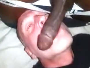 Interracial Cocksuckin