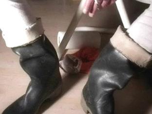 nlboots - rubber boots (close)