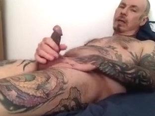 naughty tattoo jackoff