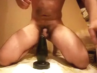 MANAGING THE BIG PLUG!! WANT A FIST!!! NOW!!!