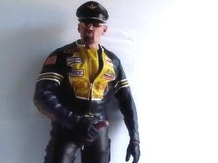 leather biker 3
