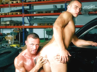 Steve Hunt, Jack Dragon (A) XXX Video