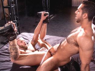 Derek Parker & Adam Champ in Explosive, Scene #03