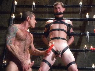 Master Nick Moretti and slaveboy cj
