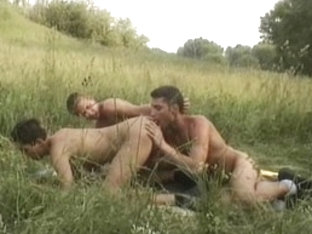Incredible male pornstar in horny masturbation, tattoos gay sex video