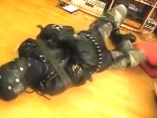 Fabulous male in crazy bdsm, uniform homosexual adult video