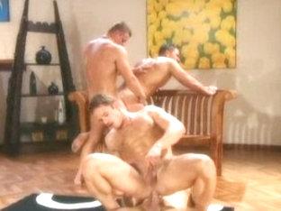Incredible male pornstar George Vidanov in exotic masturbation, blowjob homosexual xxx clip