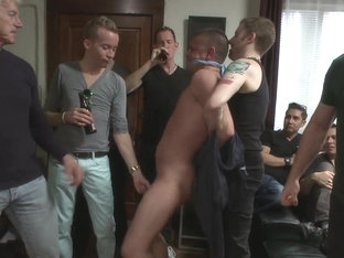 Bound in Public. Connor Maguires House Party