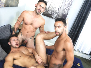 Surprise Big Dick Threeway Video - PrideStudios