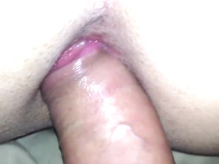 Ladyboy Pounds Her XL Cock Into Ass Dumps Cum on Face