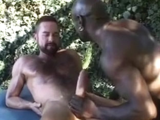 Ben Gunn and Will West - suck, fuck, and cream pie.