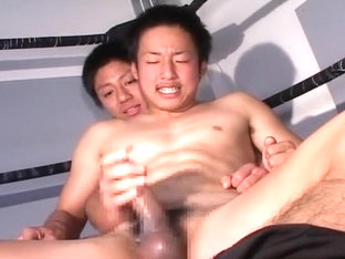 Amazing Asian homosexual dudes in Incredible JAV scene
