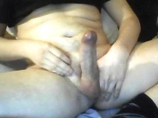 horny edging and cum