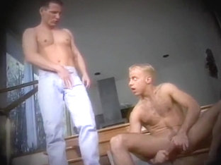 Flexible hairy bottom fucked