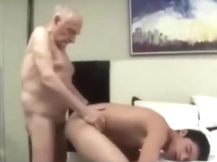 grandpa fuking boy