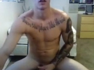 Handsome Boy With Fucking Hot Bubble Ass Cums,Str8 or Gay?