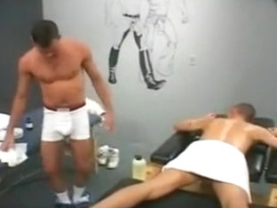 Bareback Massage