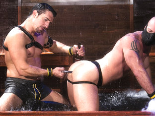 Jimmy Durano & Mitch Vaughn in The Dom Video