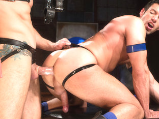 Jimmy Durano & Alexander Garrett in The Sub Scene