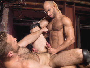 Crave XXX Video: Paul Wagner, Sean Zevran