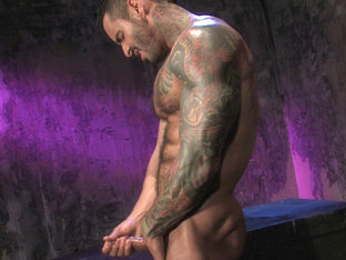 Alexsander Freitas in Muscle And Ink, Scene #06