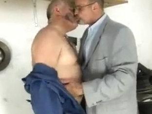 2 horny daddies