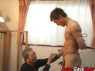 Japanese stud kinbaku