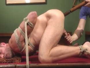 Bound in ropes and edged to the limit