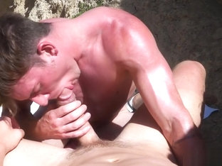 Amazingly Cute Brent Corrigan and JJ Knight on a Perfect Gay Couple Day Date