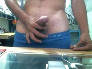 thrird cum on webcam
