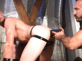 Alessio Romero & Brandon Moore in Hole Busters 10, Scene #04