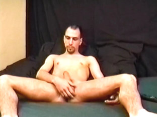 Young Amateur Shane Jerks Off - RamjetVideo