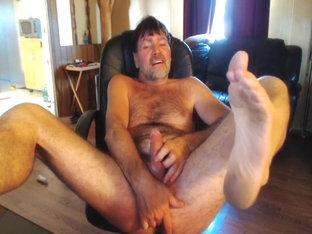 Crazy male in hottest voyeur homo sex clip