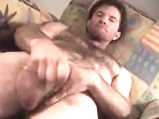 Incredible male in horny handjob, oldy homosexual adult clip