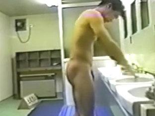 Best male in exotic voyeur homo sex video