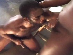 Cocksucking Black Gay Men In Back Room