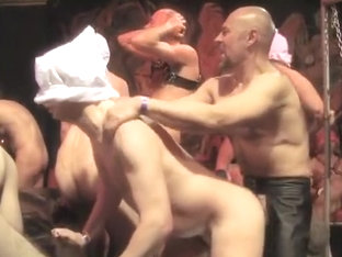 Fabulous amateur gay movie with Blowjob, Fetish scenes