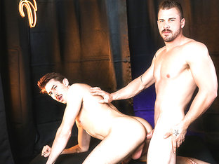 Darin Silvers & Jack Hunter in Exploring : Dick - MenNetwork