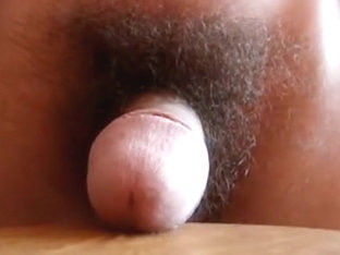 Prostate rub and cum