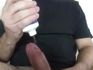old man Dick explodes